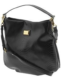 Marc by Marc Jacobs Supersonic Snake Hillier Hobo