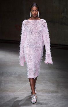 Christopher Kane-lfw-02 платье