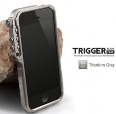 trigger titan iphone 5 case