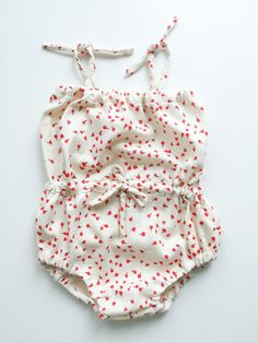 Draw-String-Baby-Romper-Tutorial-One-Little-Minute-Blog-1