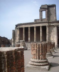 Ancient City of Pompeii