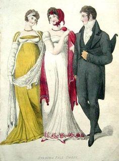 regency fashion