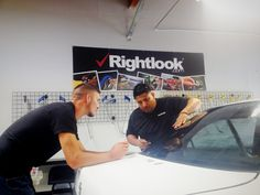 Learn window tinting at our fully equipped automotive training center! #autodetailing #windowtint