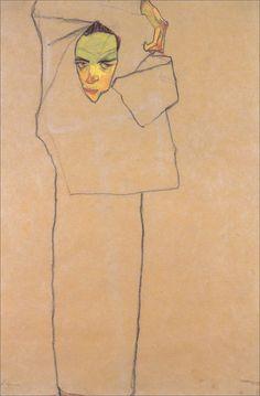 Self Portrait · 1910