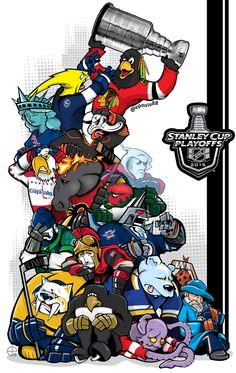Stanley Cup Playoffs 2015