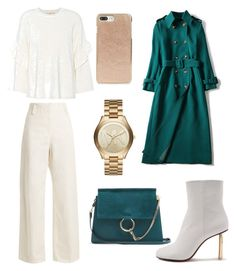 """Untitled #13"" by vikakarpunina on Polyvore featuring The Row, Tory Burch, Vetements, Chloé, Michael Kors and Kate Spade"