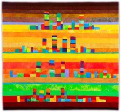 Joyce Seagram: Art Quilts - Gallery 2