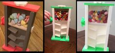 Teacher Gains Students' Interest by 3D Printing an Incredible Jelly Bean Dispenser http://3dprint.com/43768/jelly-bean-dispenser/