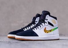 Who's getting a pair of these? Nike Air Jordan 1 Retro High Nouveau. Available now. http://ift.tt/1ntF9We