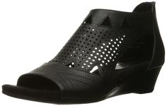Aerosoles Women's Yeticulous Wedge Sandal *** Want additional info? Click on the image.