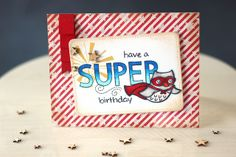 have a SUPER birthday. by mom2sofia, via Flickr