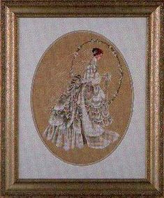 The Bride by Lavender and Lace - Cross Stitch Kits & Patterns