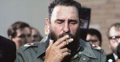 A revolutionary the CIA couldn't kill: How Fidel Castro survived 638 assassination attempts as Cuba's leader Fidel Castro Dead, Cuban Leader, Nuclear War, Soviet Union, World History, Revolutionaries, Obama, Che Guevara, Key Player