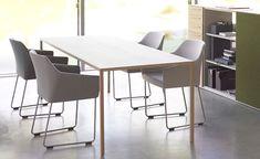 Arco slim tafel fineer furniture produkte