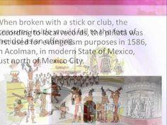 history of pinatas