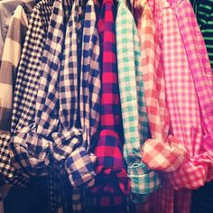 ...plaid... There's never too much plaid ;)