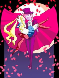 OH MY FREAKIN GOSH ITS SAILOR MOON AND ADVENTURE TIME FUSION!!!