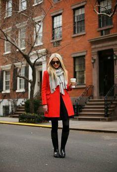 smile2 | Red coats | Chicisimo