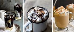 7 przepisów na kawę, wartych kulinarnego Nobla. Pycha!   Kawa to dla niektórych jedyna przyjemna myśl, dla której warto wstać z łózka. A gdyby tak jeszcze zwyczajną latte zamienić na coś jeszcze smaczniejszego... Panna Cotta, Smoothies, Food And Drink, Pudding, Latte, Coffee, Cooking, Ethnic Recipes, Cakes