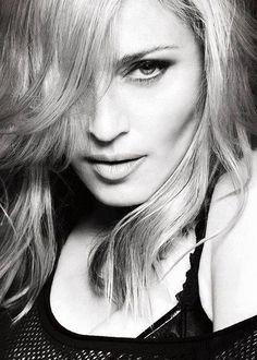 Madonna by Mert & Marcus 4 MDNA album artwork.