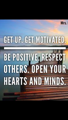 Get up. Get motivated. #morningmotivation #teacher #student