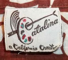 Catalina label