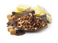 Chocolate Bananas Foster Herbal Tea at Teavana | Teavana