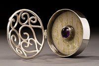 Kristyn Cooper Metalwork: Lockets