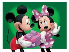 Disney is favorite of all where not only kids love them but adults are also part of their fans. Disney cartoons like mickey-minnie, alladin-. Mickey Mouse E Amigos, Mickey E Minnie Mouse, Minnie Mouse Pictures, Mickey Love, Mickey Mouse Cartoon, Mickey Mouse And Friends, Disney Pictures, Disney Pics, Mickey Party