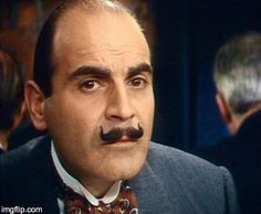 HP Poirot has the most vivid eyes!