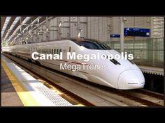 El Tren mas rápido de Japón - Tren Bala