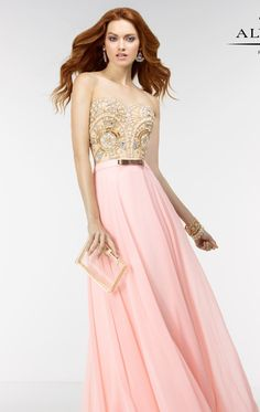 Alyce Paris 6556 by Alyce Prom
