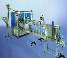 Automatic Mineral Water Bottling Plant in Nepal