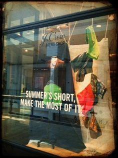 Summer's Short, Make The Most Of It!  #Jcrew #WestfieldGardenStatePlaza