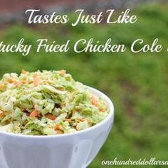 Kentucky Fried Chicken Cole Slaw
