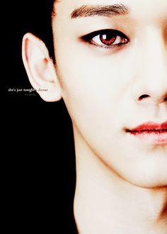 woah #Chen #EXO