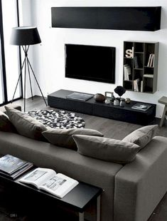 40+ Awesome Apartment Living Room Decorating Ideas