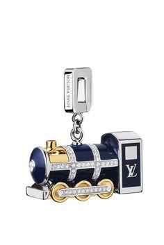 Schmuck: Louis Vuitton Charms - VOGUE