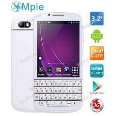 """(MPIE) MP108 3.2"""" Capacitive MTK6572 Android 4.2.2 2-Core 3G Phone   WiFi    512MB RAM   4GB ROM http://www.tinydeal.com/mpie-px23t51-phone-p-119668.html"""