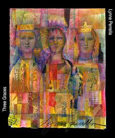 Lynne Perrella - Collage