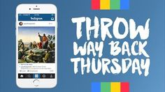 Throw(WAY)back Thursday  Throw (Way) Back Thursday is a screen-based game that asks students to name the location of the Bible story shown in the throwback photos posted on the apostle Paul's (imaginary) Instagram account. This game will get your students laughing while testing their Bible knowledge.