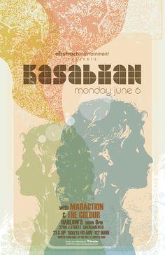 Kasabian  Harlow's   Sacramento  June 2005