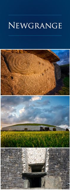 Older than the pyramids and built by master craftsmen whose genius remains evident even today, the passage tomb at Newgrange reveals a sunny secret every year on the winter solstice.