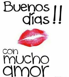 ¡Buenos dias carino :o* Good Morning Quotes For Him, Good Morning Good Night, Day For Night, Good Day, Night Quotes, Me Quotes, Funny Quotes, His In Spanish, Morning Greeting