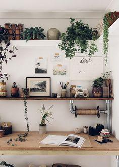 B l o g p o s t   5x de meest inspirerende werkplekken   Lovelyhomie.com