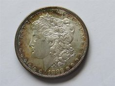 1882 S Morgan Silver Dollar US Coin Featured in our upcoming auction on August 17, 2015 11:00AM EST!!