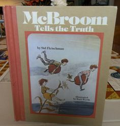 McBroom Tells The Truth by SidFleischman