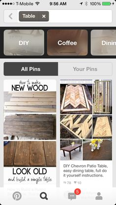 Pinterest / 4.0 / Searching / Search result // View entire user flow on: www.uxarchive.com/apps/pinterest