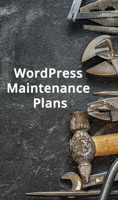 Why stress over the health of your WordPress site? I've got you covered with three types of WordPress Maintenance Plans. Wordpress, Cufflinks, How To Plan, Accessories, Wedding Cufflinks, Jewelry Accessories