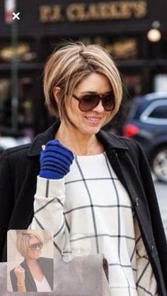 bob hairstyles for fine hair Nice 39 Unusual Short Bob Hairstyles Ideas For Side Bangs Hairstyles, Bob Hairstyles For Fine Hair, Haircut For Thick Hair, Hairstyles For Round Faces, Wedding Hairstyles, Short Thick Hairstyles, Female Hairstyles, Hair Bangs, Bob Haircut For Round Face